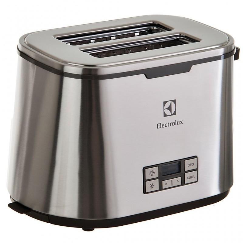 Tostador con temporizador / 7 niveles de tostado 900 W Electrolux