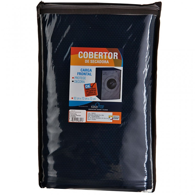 Protector para secadora digital azul