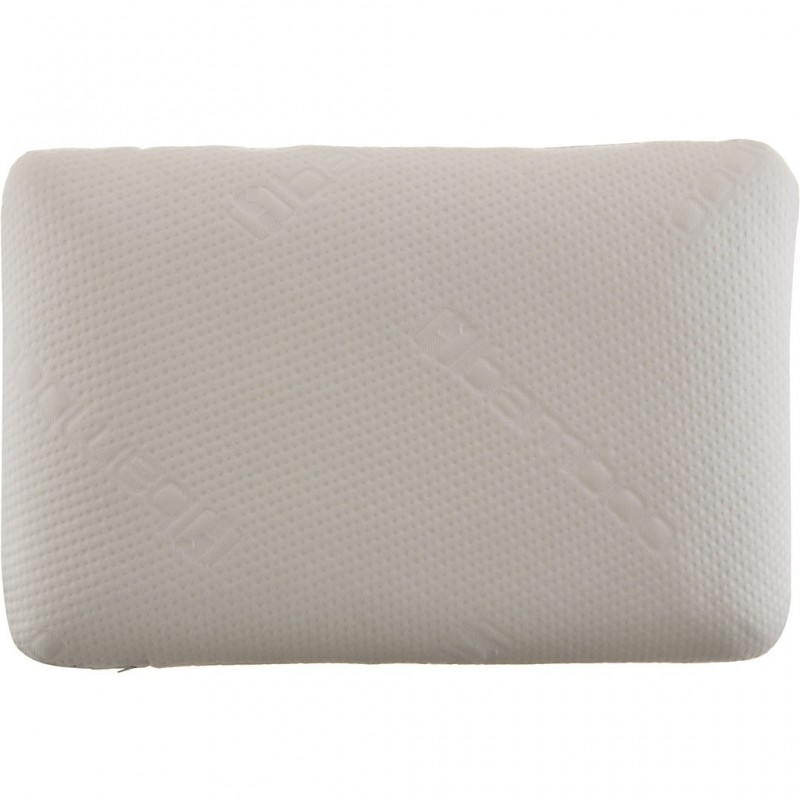 Almohada Memory Foam Low Profile Ultra Comfort