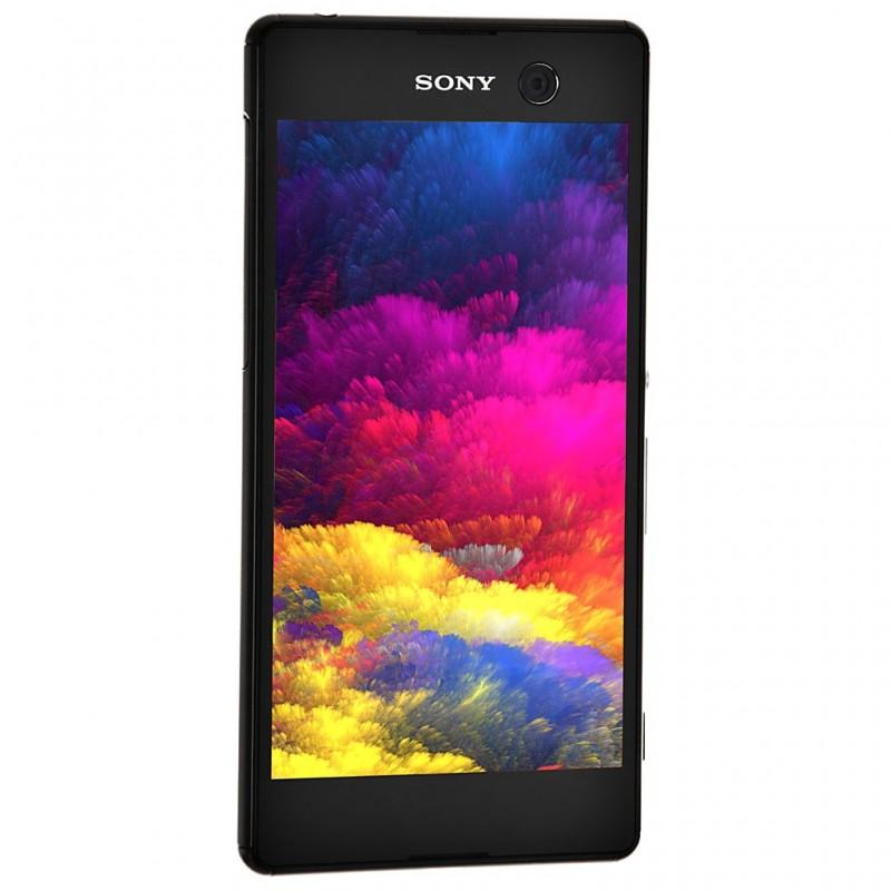 "Teléfono celular M5 3 GB / 16 GB Android 5"" Sony"
