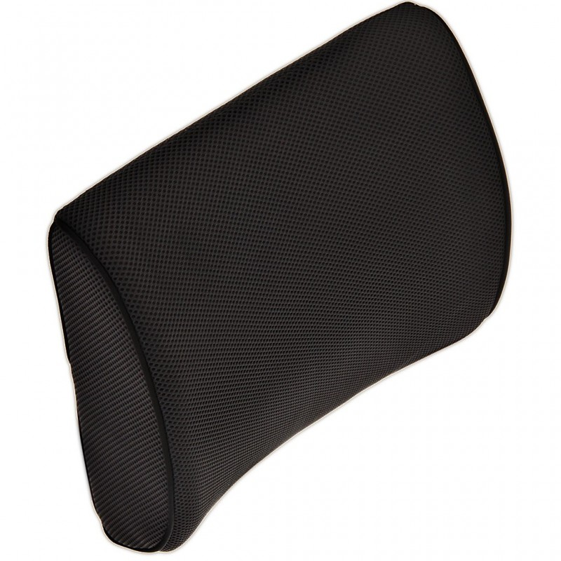 Almohada Ultra Low Back 3D gris Ultra Comfort