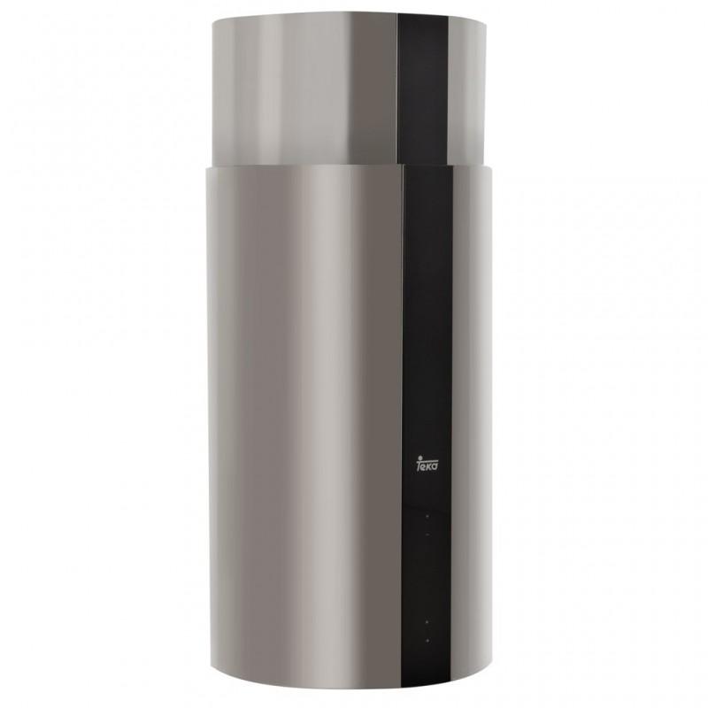 Extractor de olores isla tubular con lámparas halógenas 1200m3/h Teka
