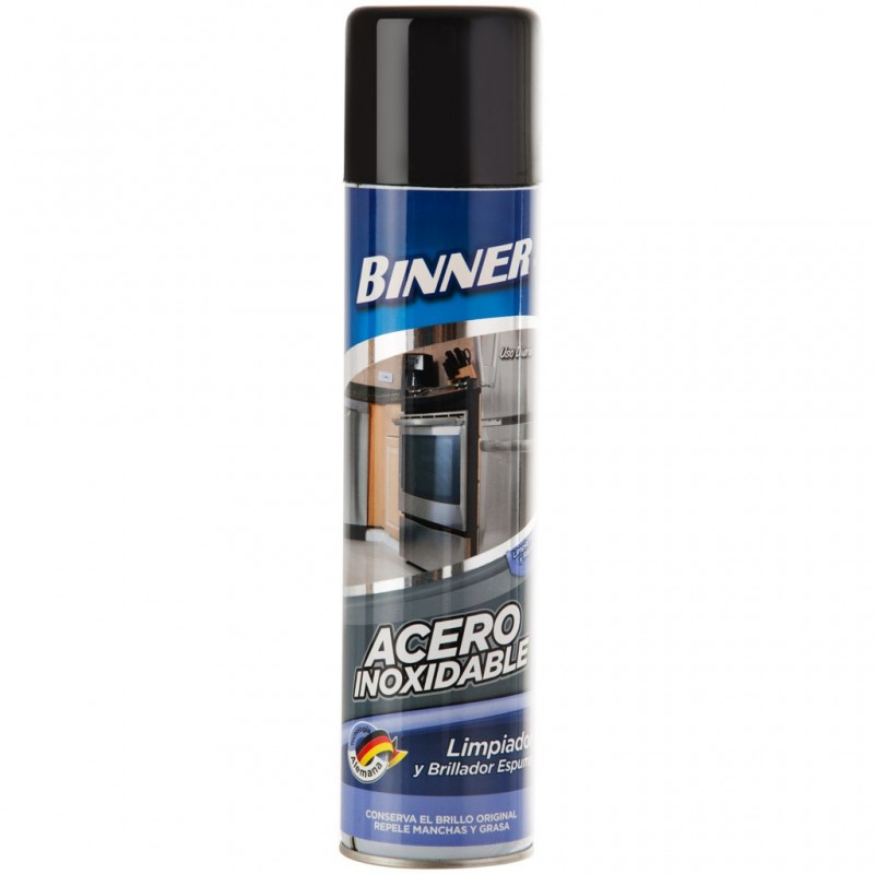 Limpiador spray para hornos gas / eléctricos 400 ml Binner