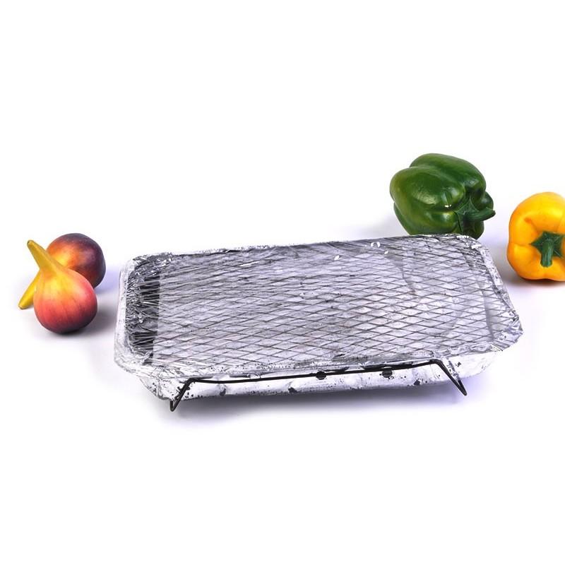 BBQ desechable con carbón vegetal Algon