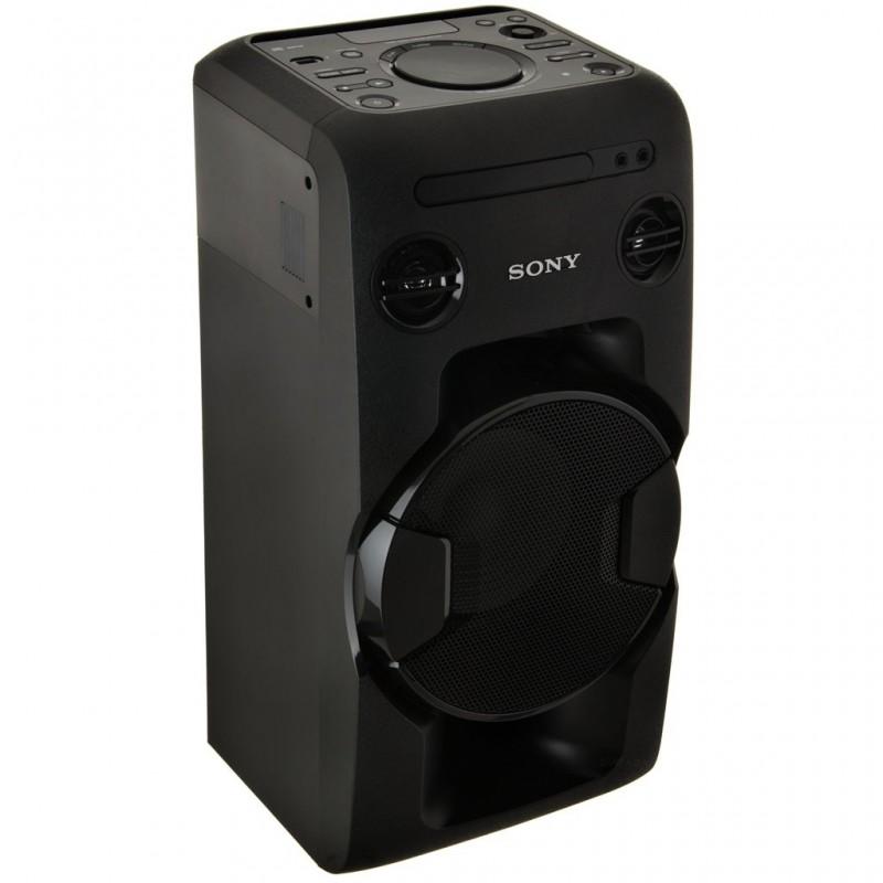 Parlante para fiesta Bluetooth / NFC / Radio / MP3 / CD / USB / Luz LED 720 W Sony