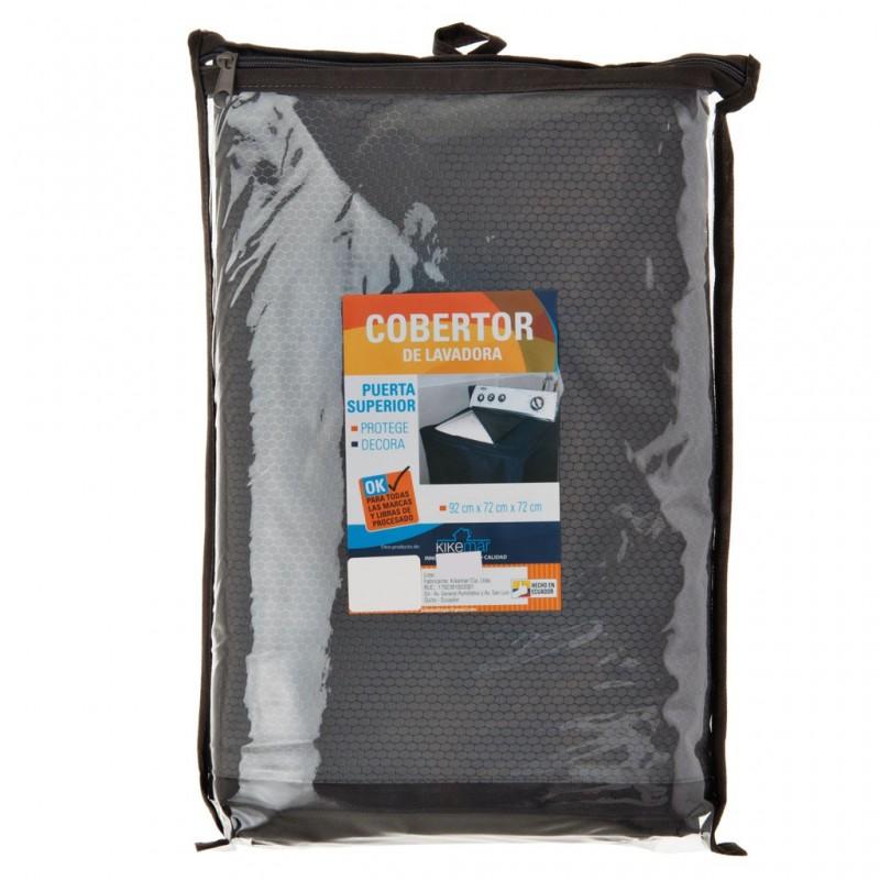 Protector para lavadora con tapa superior Kikemar