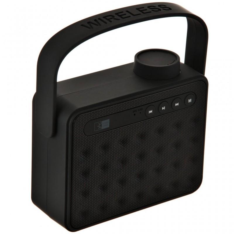 Parlante portátil Bluetooth para smartphone 6W Case Logic