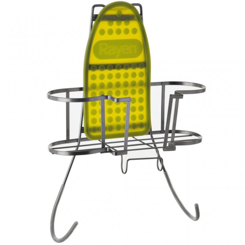 Organizador con reposa plancha para plancha y planchador