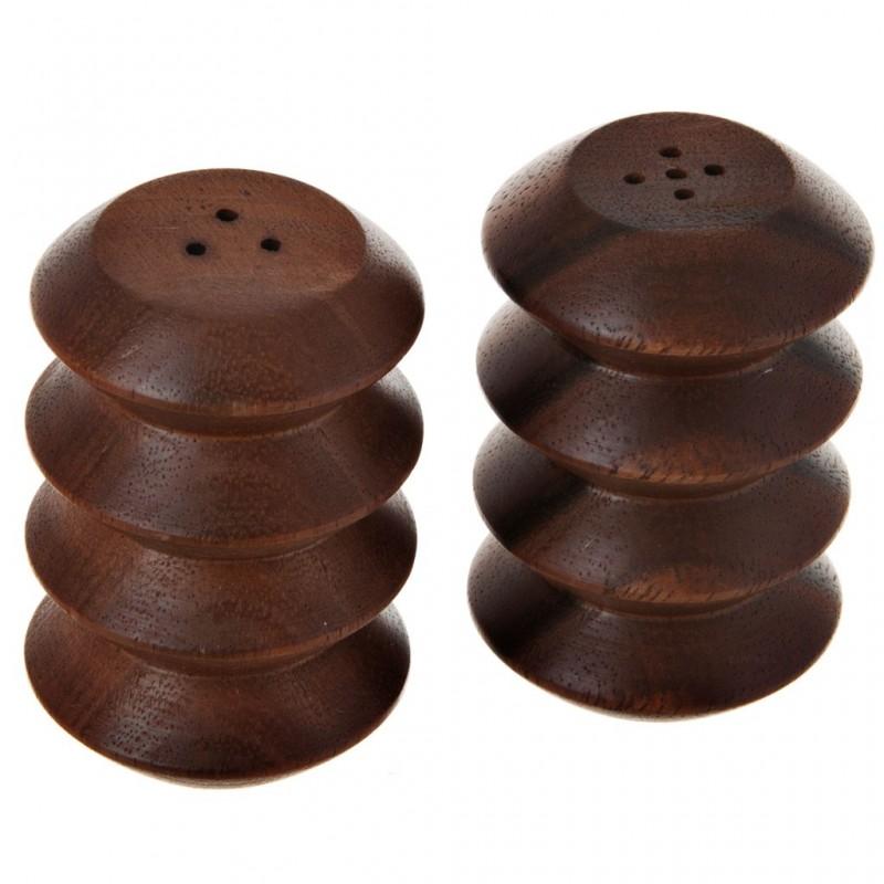 Salero / Pimentero de madera Billi