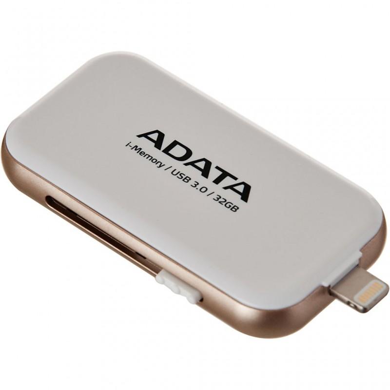 Flash memory para iPod / iPhone / iPad Adata