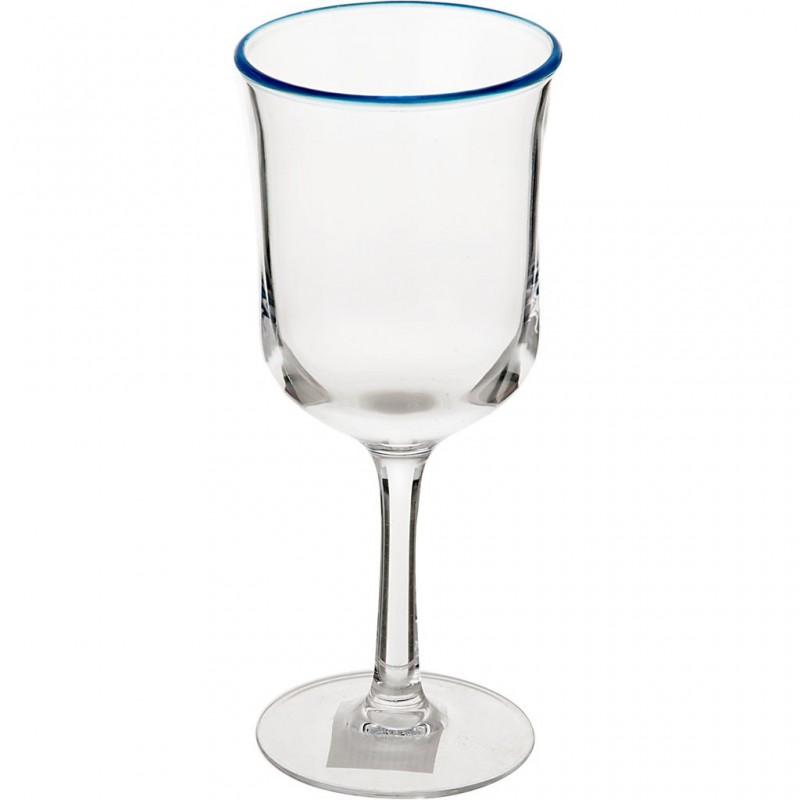 Copa para vino Borde acrílico Haus