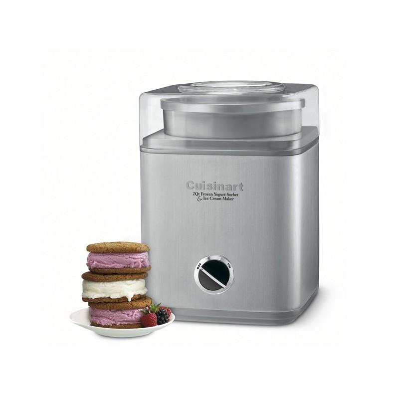 Máquina para hacer helados Pure Indulgence Cuisinart