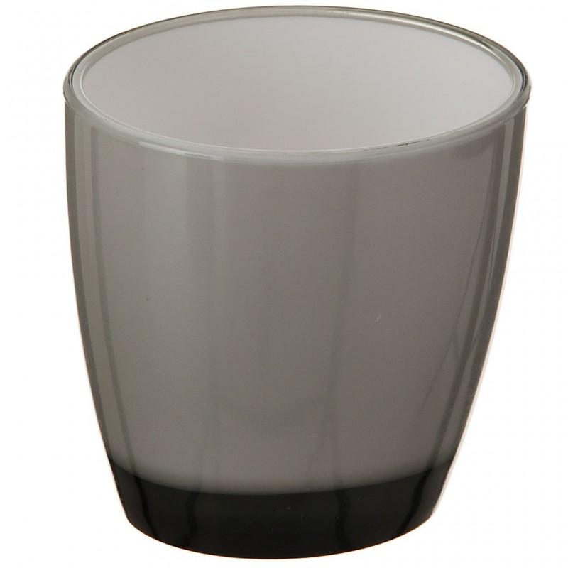 Vaso ovalado acrílico Haus