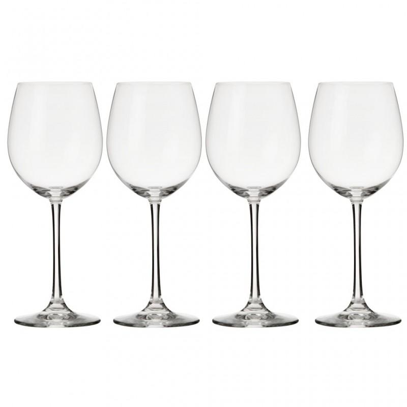 Juego de 4 copas para vino blanco Vivendu Nachtman
