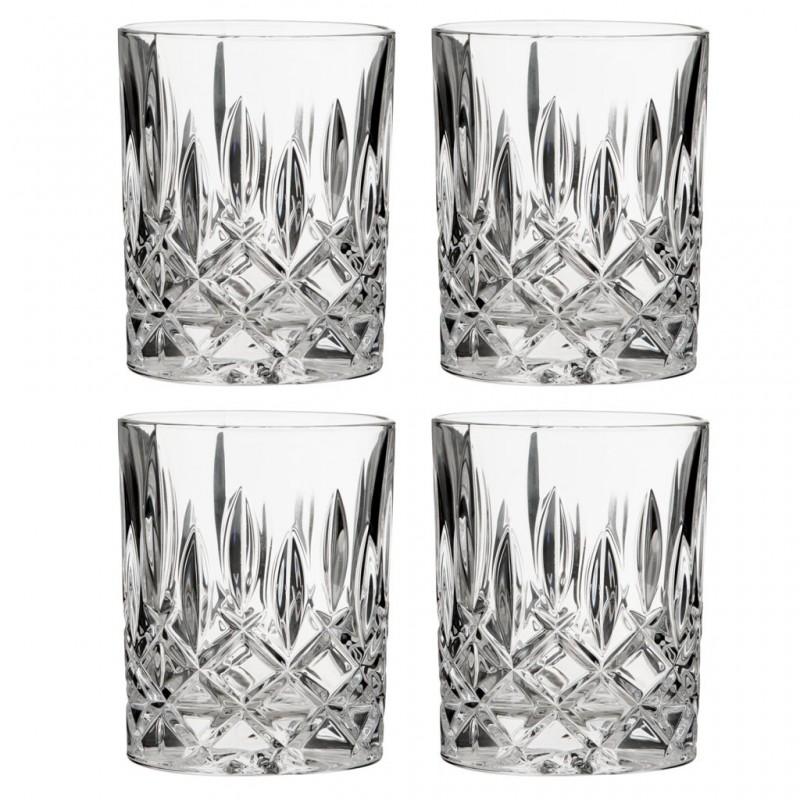 Juego de 4 vasos para whisky Noblesse Nachtman