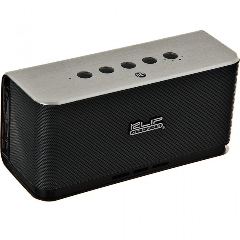 Parlante portátil Bluetooth 10 W negro Klip Xtreme