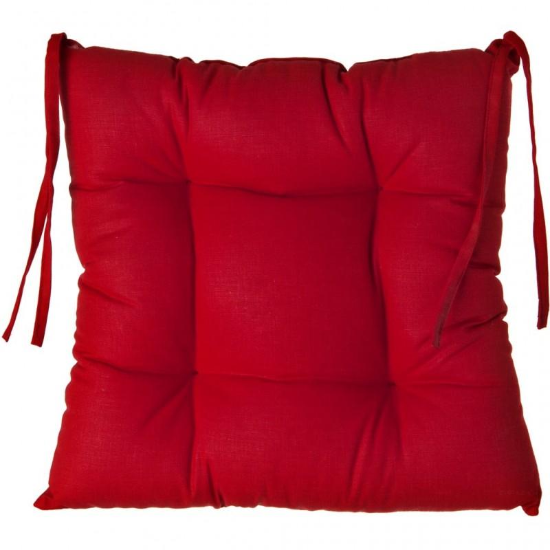 Cojín para silla Capitoneado polialgodón Casa Linda