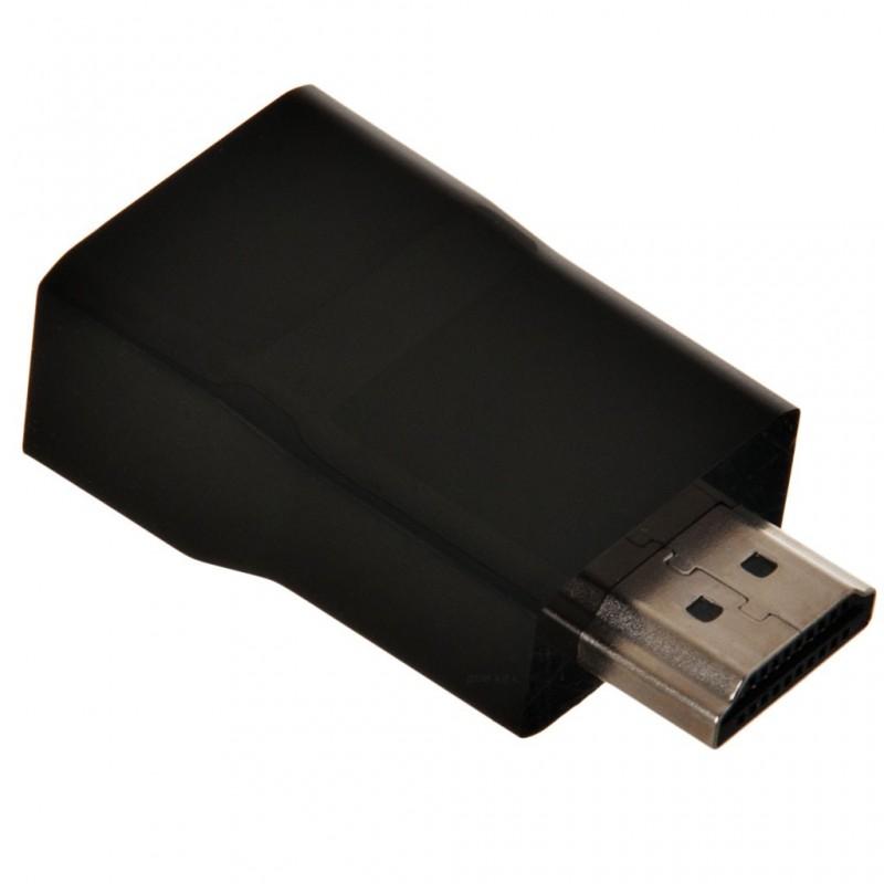 Adaptador HDMI a VGA XTech