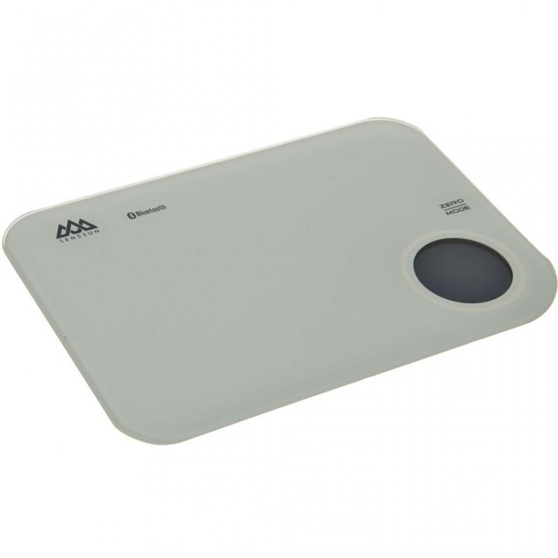 Balanza para cocina mide calorías vía Bluetooth Camry