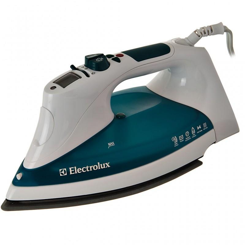 Plancha a vapor con auto limpieza y vapor vertical 1600W Electrolux