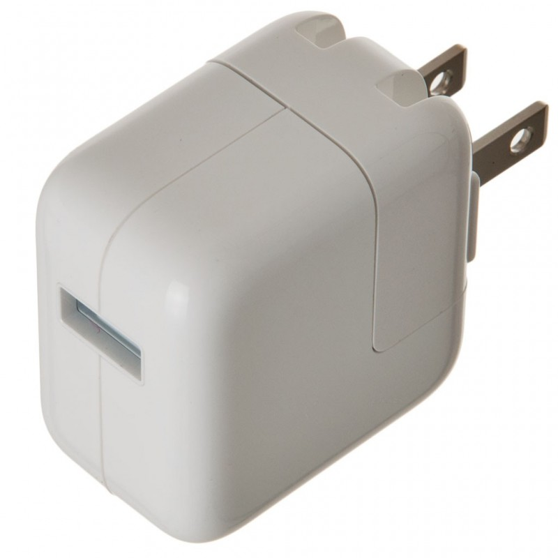 Cargador USB de pared 12 W Apple