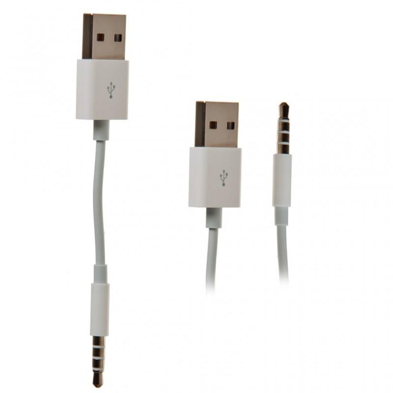 Cable USB para iPod shuffle Apple