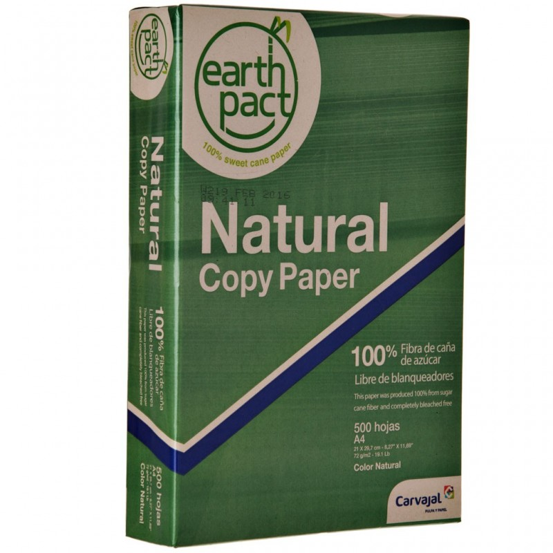 Resma de papel A4 500 hojas Natural Copy