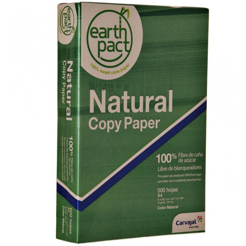 Resma de papel A4 500 hojas Natural Copy