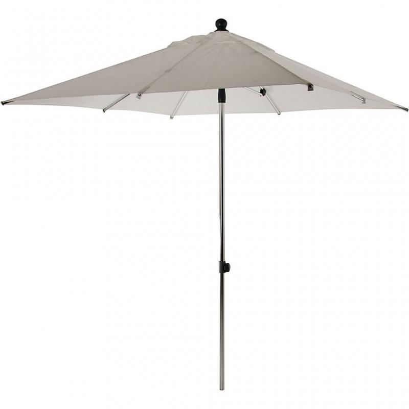 Parasol cuadrado aluminio / poliéster