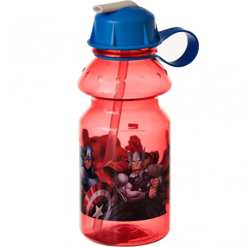Botella tomatodo Avengers plástico / tritán 14 onzas