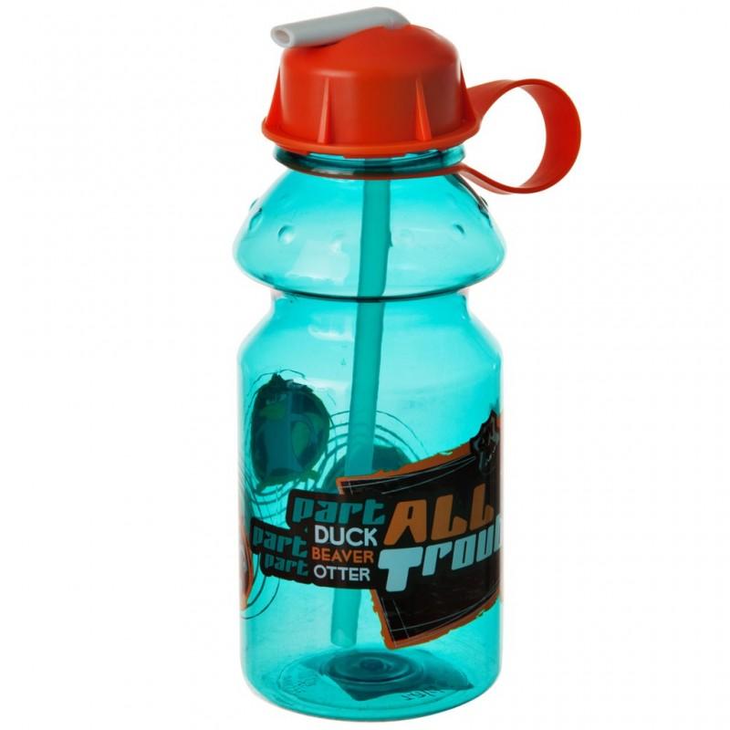 Botella tomatodo Phineas & Ferb plástico / tritán 14 onzas