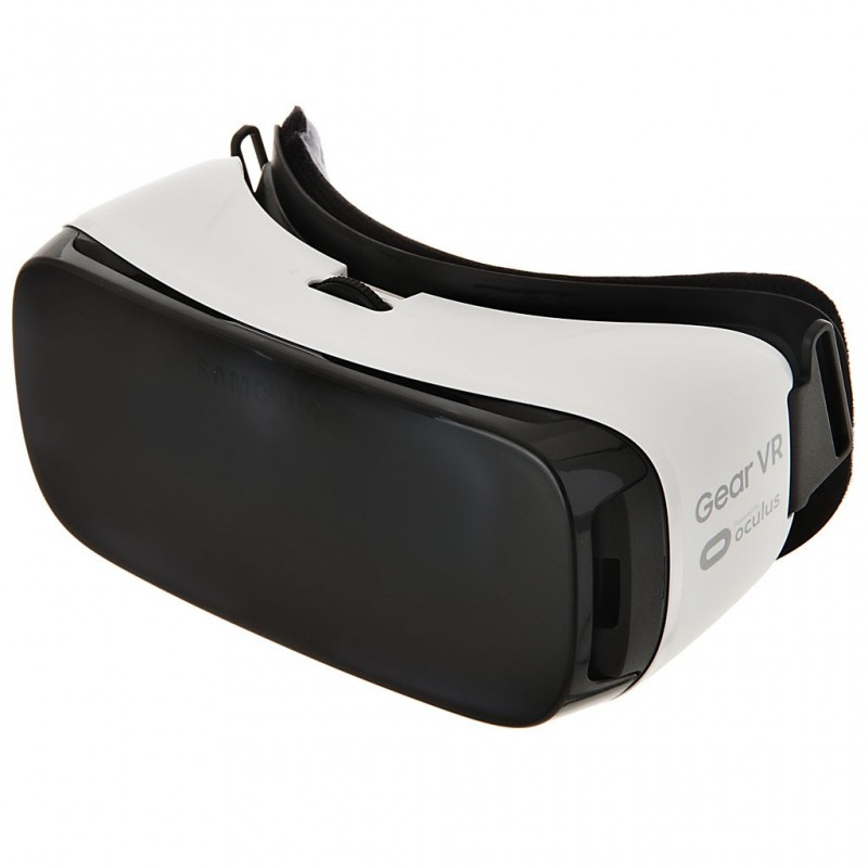 Gafas realidad virtual para Galaxy S6, Note o superior blanco Samsung