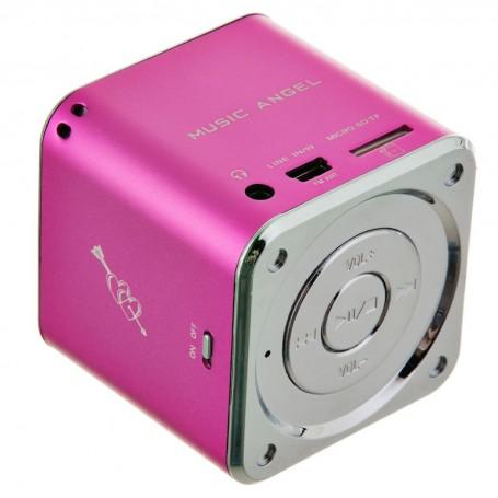 Parlante con radio FM USB