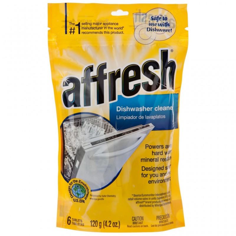 Pastilla para limpieza de lavavajillas Affresh