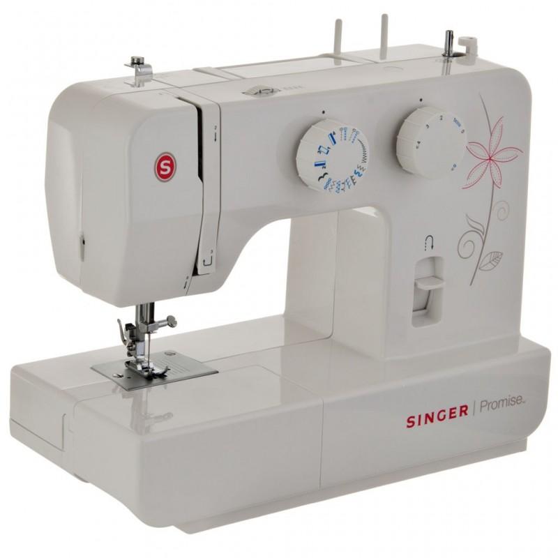 Máquina de coser 11 puntadas y brazo libre 1412 Singer