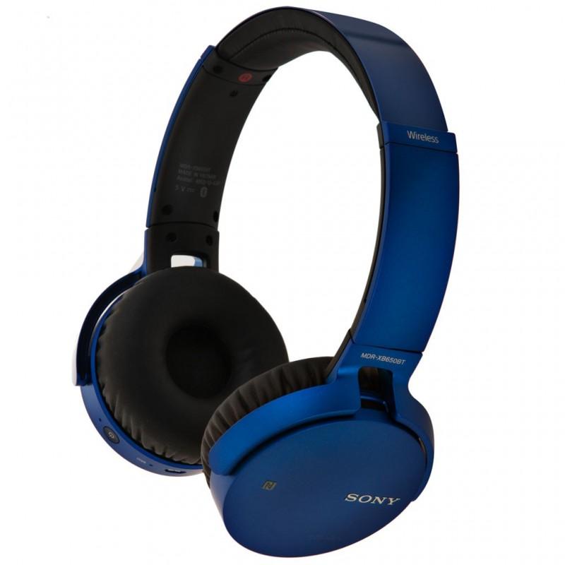 Audífonos diadema Bluetooth 30 mm MDR-XB650BT Sony