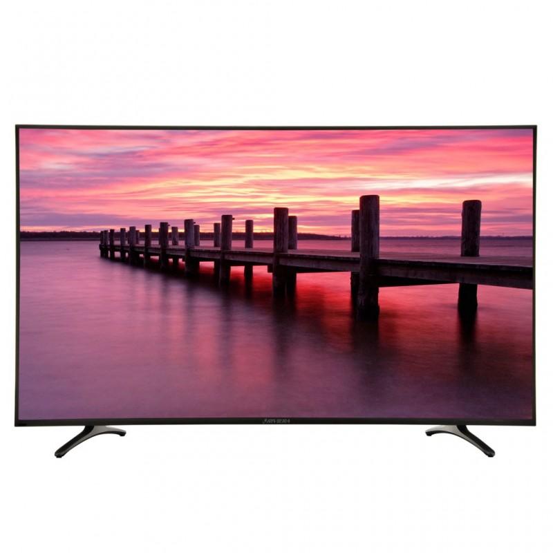 TV LED digital ISDB-T 4K Smart USB Riviera