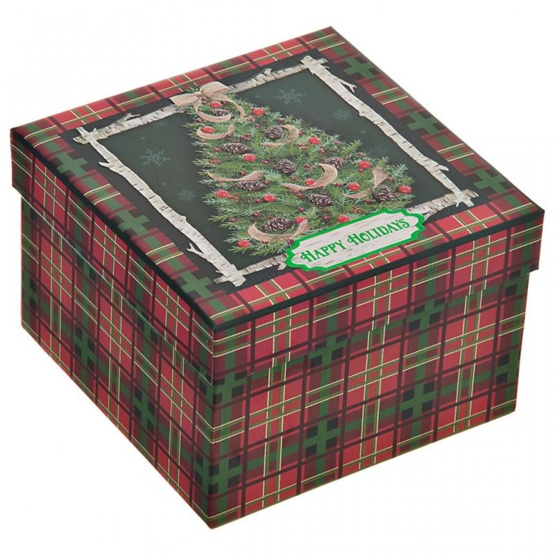 Caja para regalo Navidad Surtido Lindy Bowman