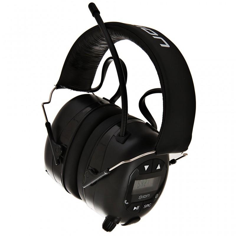 Audífonos Bluetooth con radio FM Ion