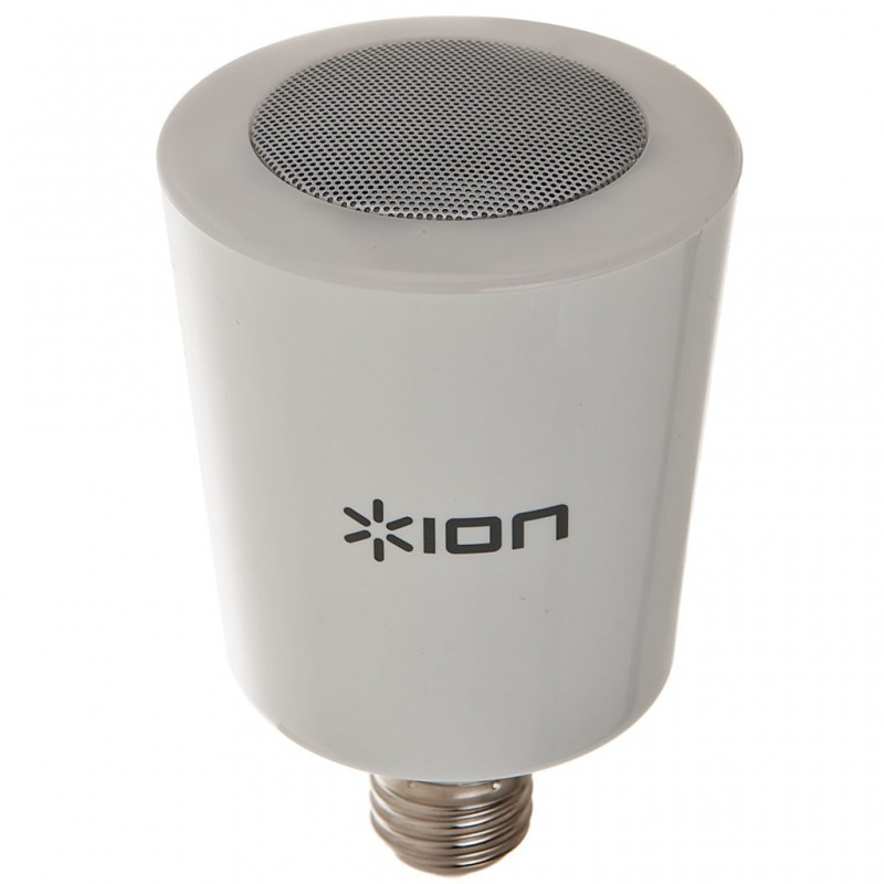Parlante Bluetooth con iluminación incorporada 60 W Sound Shine Ion