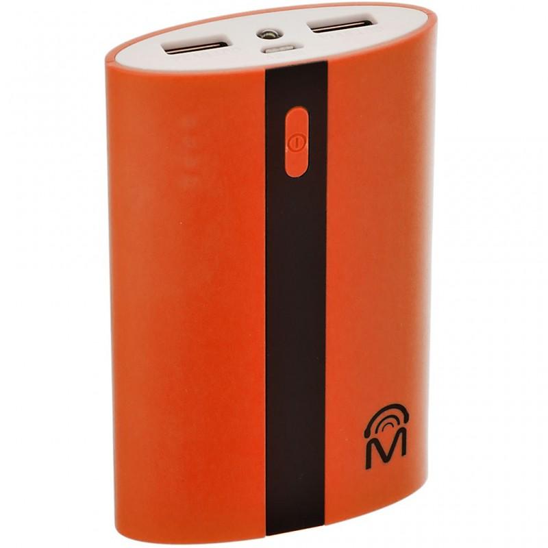Batería portátil con 2 puertos USB 6600 mAh Mental Beats
