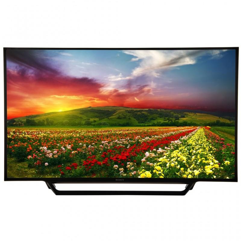 TV LED digital ISDB-T FHD Smart con Wi-Fi, 2 HDMI y 2 USB Sony