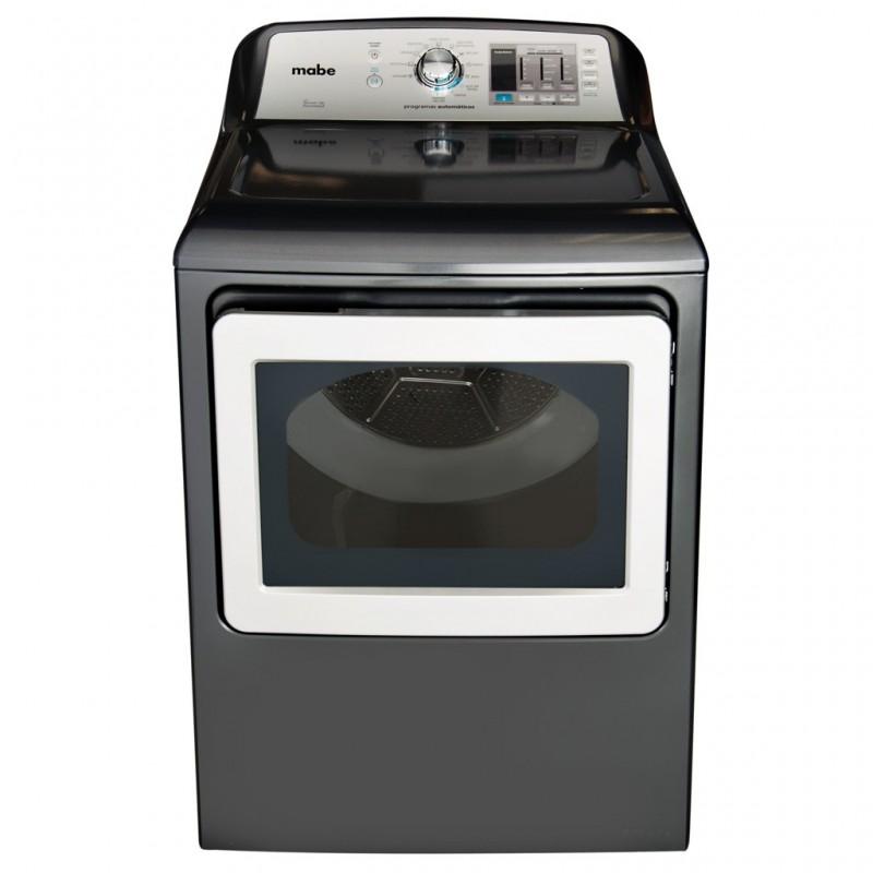 Secadora eléctrica con panel y 4 niveles de temperatura 53 lbs SME17R8MSDBP0 Mabe