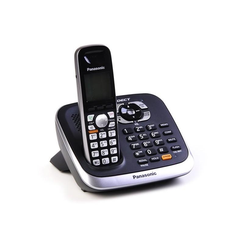 Teléfono inalámbrico doble teclado KX-TG6541 Panasonic