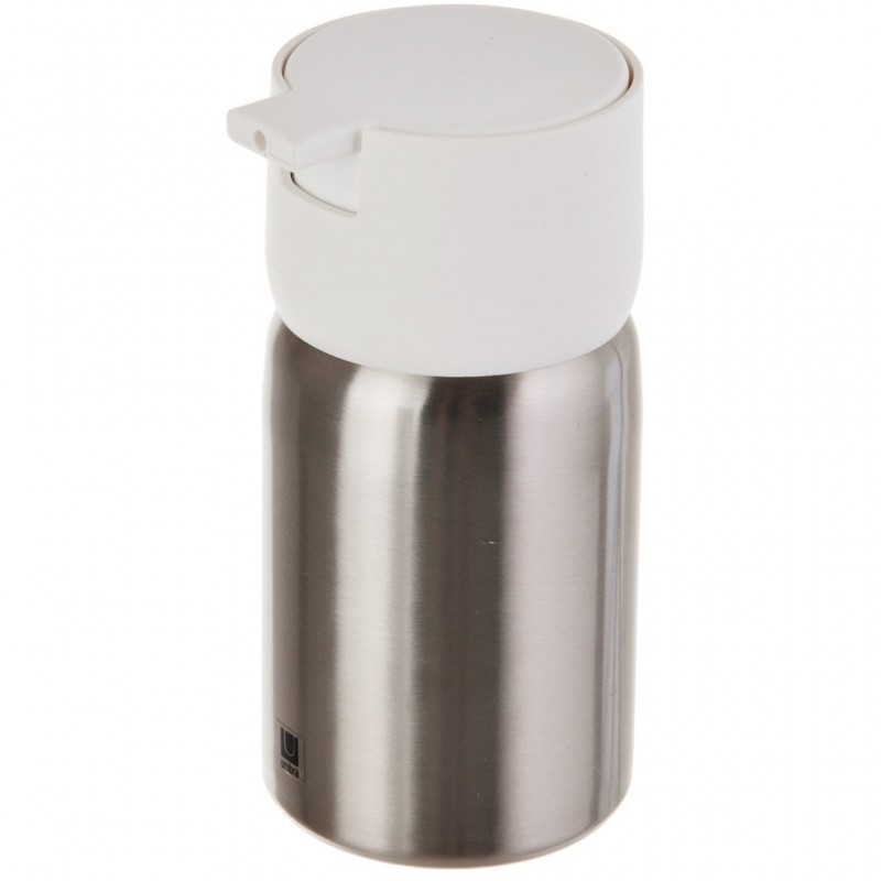 Dispensador para jabón acero inoxidable / silicona Ensa Umbra