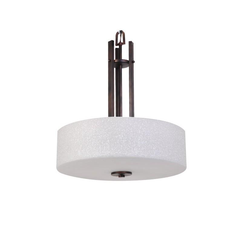 Lámpara colgante 4 luces Forte Light
