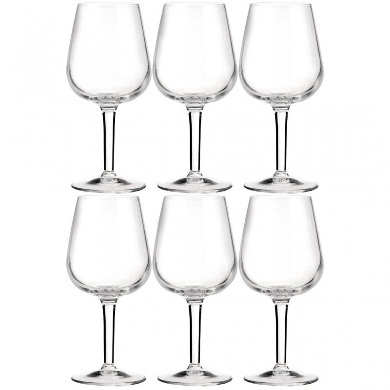 Juego de 6 copas para vino blanco Eden Bormioli