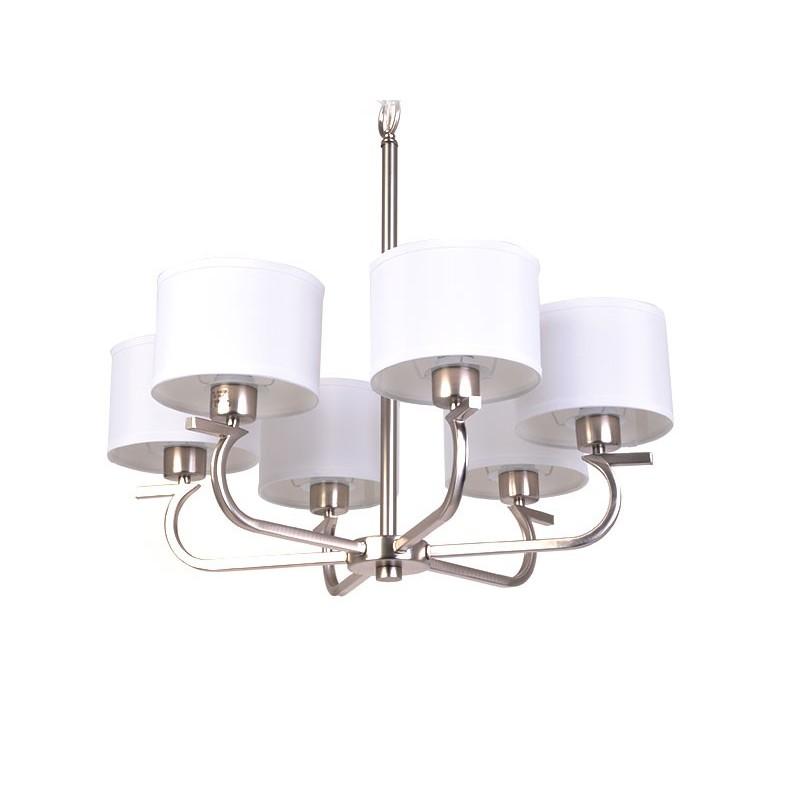 Lámpara colgante 6 luces Forte Light