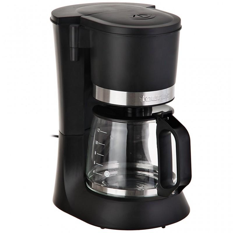 Cafetera 12 tazas / 1.2 litros 700W Taurus