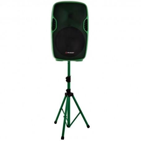 """Parlante para fiesta con Bluetooth, micrófono, soporte y foco LED 15"""" 20.000W Emotion 15BT Sono Italy"""